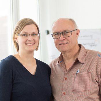 Dörthe Schuchardt & Norbert Janssen - Geschäftsführer