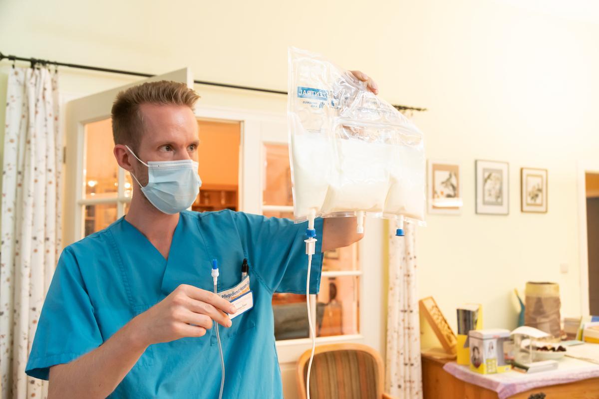 Krankenpflege - Leistungen