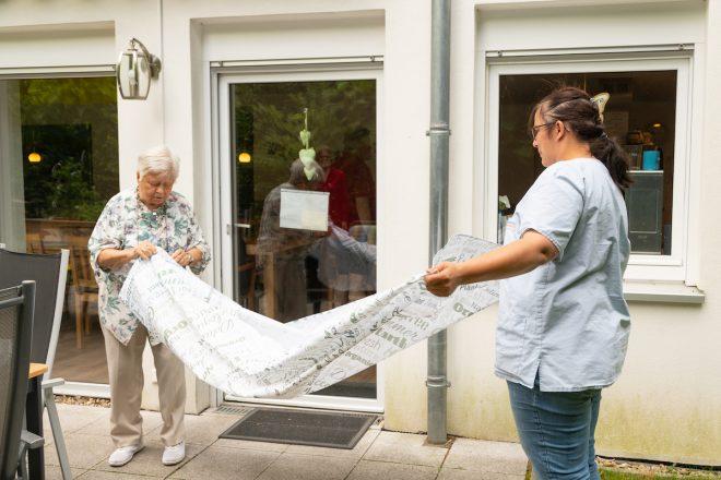 Gemeinsam mehr schaffen - Hausarbeit